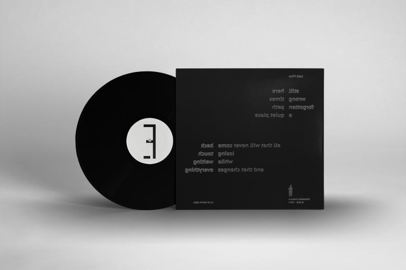 Lost Files - Vinyl Back