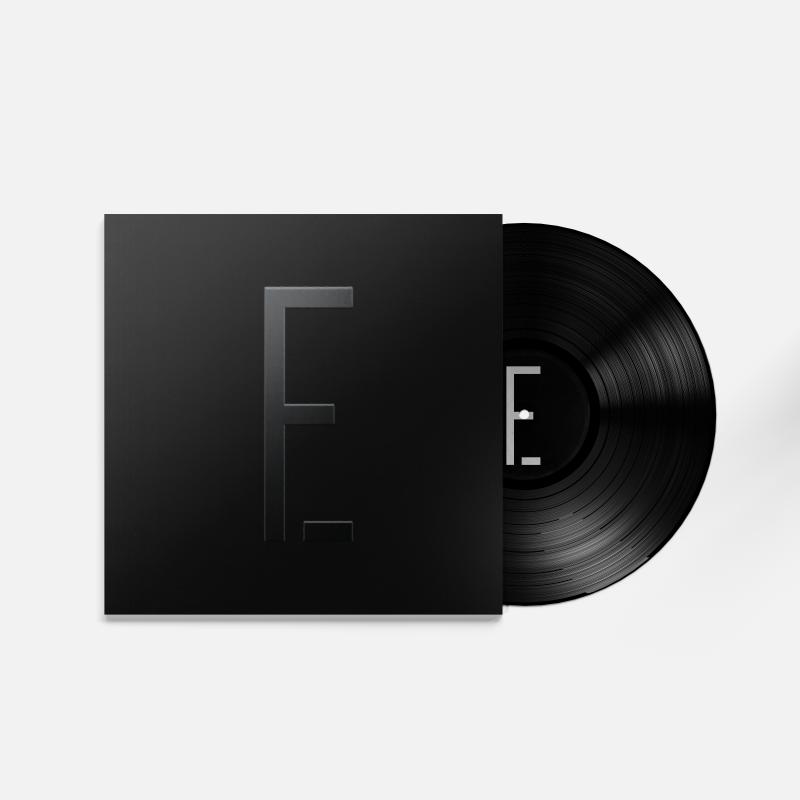 Empty Files - Lost Files - Vinyl - Front